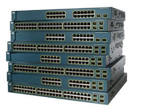Netgear 3Com D-Link